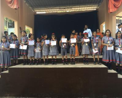 ALL INDIA SWACHH BHARATH ART COMPETITION
